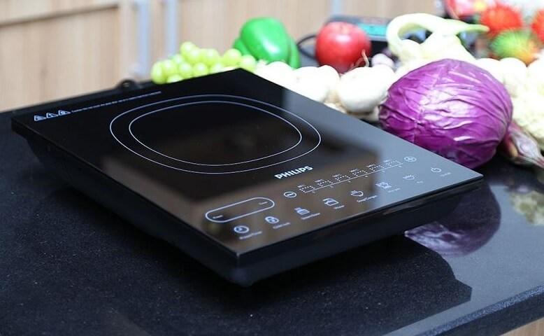 Bếp từ đơn Philips HD4932. Một dòng SP chất lượng tốt, giá rẻ