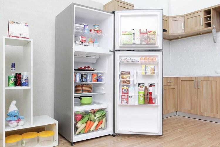 Tủ lạnh Toshiba hiện nay chủ yếu được nhập khẩu từ Thái Lan