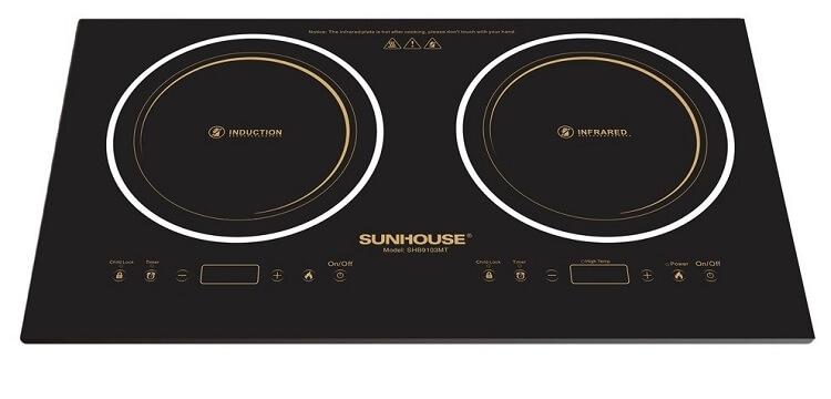 Nên mua bếp từ loại nào tốt, rẻ: Sunhouse
