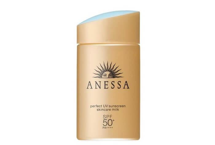 Anessa Perfect UV Sunscreen Skincare Milk - SPF 50+
