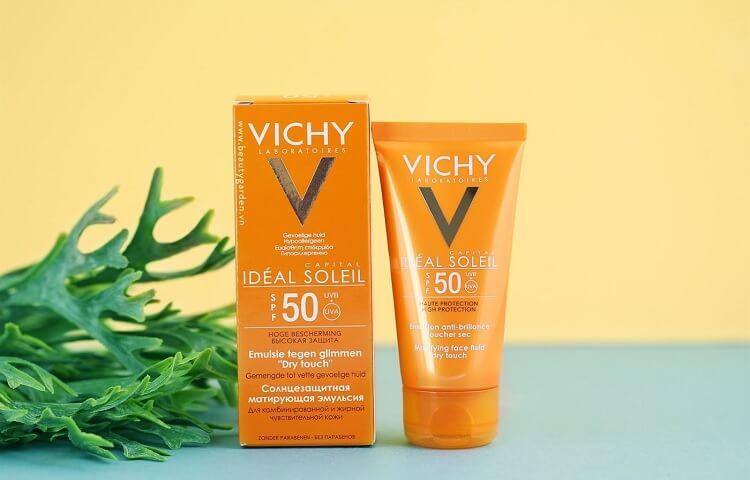Kem chống nắng Vichy phổ biến chỉ sau innisfree