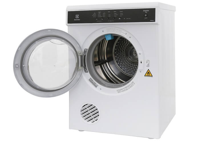 Máy sấy quần áo Electrolux 7.5 kg EDV7552