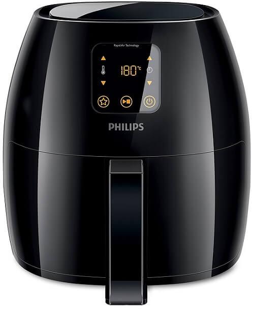 Nồi chiên không dầu Philips HD9240 có dung tích lớn hơn HD9220