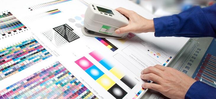 Với máy in màu bạn sẽ cần quan tâm nhiều hơn tới độ phân giải