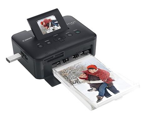 Một sản phẩm máy in ảnh mini của Canon