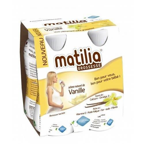 Sữa cho bà mẹ mang thai Matilia