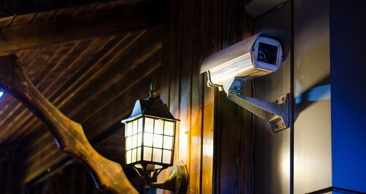 Giám sát ban đêm và chống trộm là một chức năng quan trọng của camera quan sát