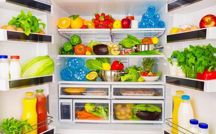 Tủ lạnh dung tích lớn thì dùng sẽ sướng nhưng tốn diện tích và tốn điện hơn