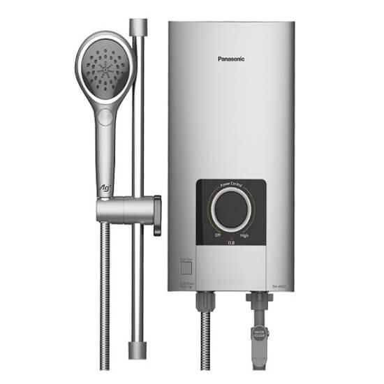 Máy nước nóng trực tiếp Panasonic có loại có bơm và không bơm