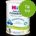 Sữa Công Thức HiPP 1 Combiotic Organic