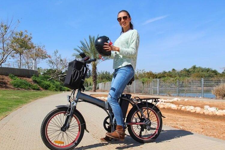 Nhiều mẫu xe đạp điện rất nhỏ gọn và chắc chắn