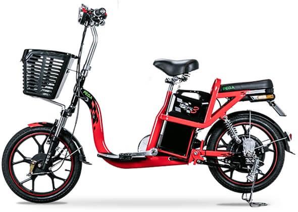 Xe đạp điện Zinger 9 của PEGA