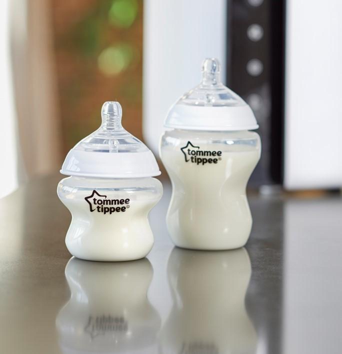 Bình sữa ty mềm tự nhiên Tommee Tippee